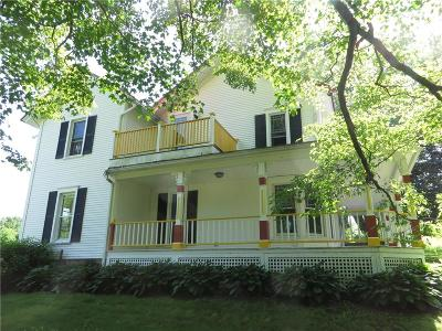 Springwater Single Family Home A-Active: 7807 Peglow Road