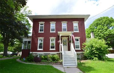 Single Family Home S-Closed/Rented: 3687 South Main Street