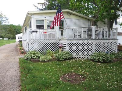 Single Family Home A-Active: 4753 E Lake Road