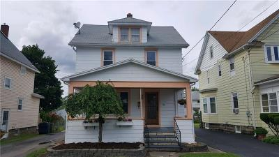 East Rochester Single Family Home U-Under Contract: 319 East Commercial Street