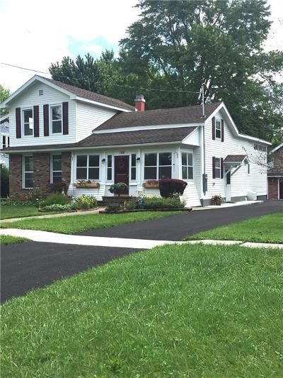 Seneca Falls Single Family Home A-Active: 108 State St. Street