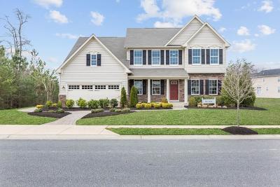 Farmington Single Family Home A-Active: 1609 Clovertrail Drive