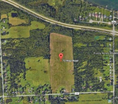 Monroe County Residential Lots & Land A-Active: 00 Moul Road