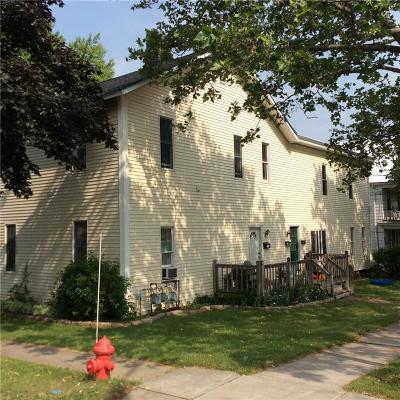 Ontario County Multi Family 2-4 A-Active: 57 Pleasant Street