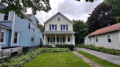 Rochester Single Family Home A-Active: 171 Mount Vernon Avenue