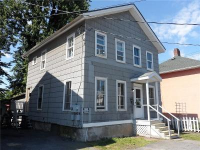Seneca Falls NY Multi Family 2-4 For Sale: $59,900