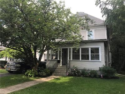 North Dansville NY Single Family Home A-Active: $109,900
