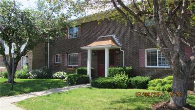 Canandaigua, Canandaigua-city, Canandaigua-town Condo/Townhouse A-Active: 111d Holiday Harbour #D