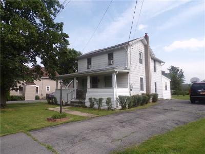 Seneca Falls Single Family Home A-Active: 3028 East Bayard Street Extension