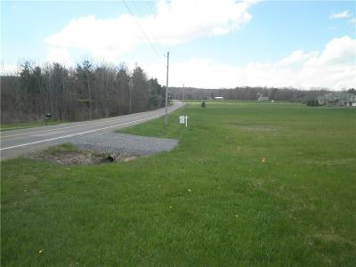 Canandaigua-Town NY Residential Lots & Land A-Active: $45,000