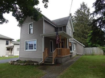 Wayland Single Family Home A-Active: 210 South Lackawanna Street
