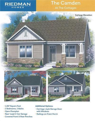 Canandaigua-City Single Family Home A-Active: 119 Thompson Lane Lane