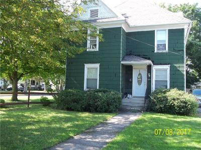 Multi Family 2-4 A-Active: 615 West Miller Street