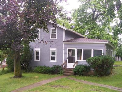 Livonia Single Family Home A-Active: 51 Big Tree Street