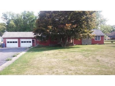 Seneca Falls Single Family Home A-Active: 24 Tyler Avenue