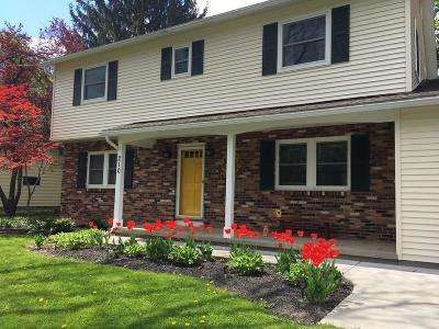 Canandaigua-City Single Family Home A-Active: 210 S Pearl St