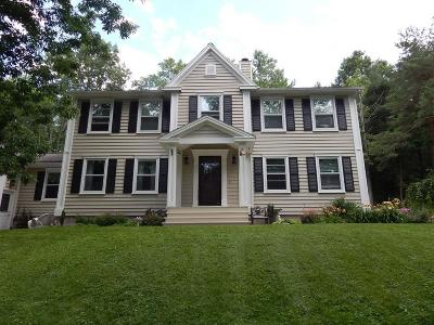Livonia Single Family Home A-Active: 5051 Old Bald Hill Road