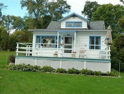 Seneca Falls Single Family Home A-Active: 2896 Lower Lake Road