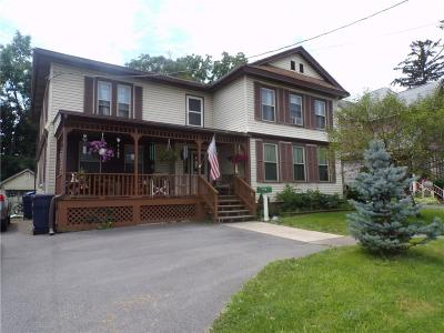 Seneca Falls Single Family Home A-Active: 171 Fall Street