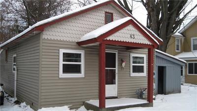 Lyons Single Family Home A-Active: 43 Shuler Street