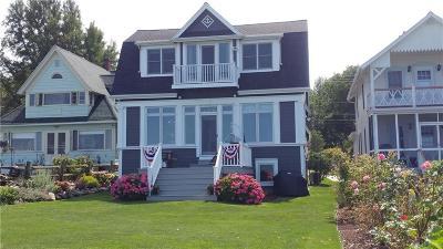 Rochester Single Family Home A-Active: 512 Beach Avenue