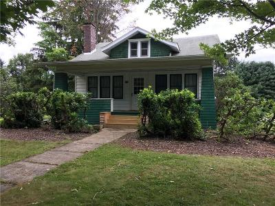 Single Family Home A-Active: 123 South Main Street