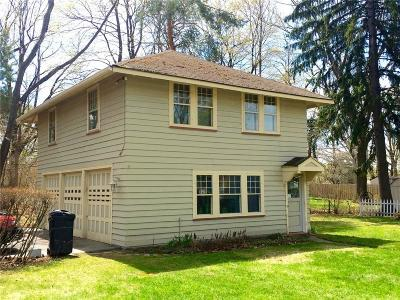 Monroe County Rental A-Active: 165 East Pkwy Carriage House