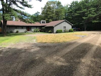 Single Family Home P-Pending Sale: 10497 North Road