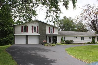 Seneca Falls Single Family Home A-Active: 2477 State Route 89