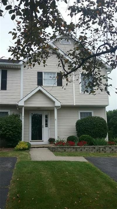 Livonia Condo/Townhouse A-Active: 40 Old Meadow Court