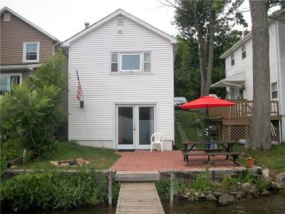Ontario County Single Family Home A-Active: 6269 Lake End Lane