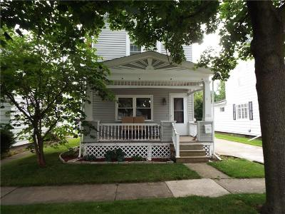 Olean, Olean-city, Olean-town Single Family Home A-Active: 336 North 8th Street