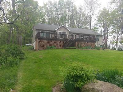 Seneca Falls Single Family Home A-Active: 3047 Hyatt Road