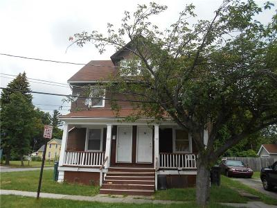 Monroe County Multi Family 2-4 A-Active: 12 Nielson Street