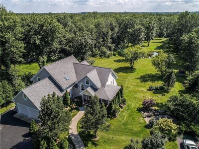 Monroe County Single Family Home A-Active: 423 French Road