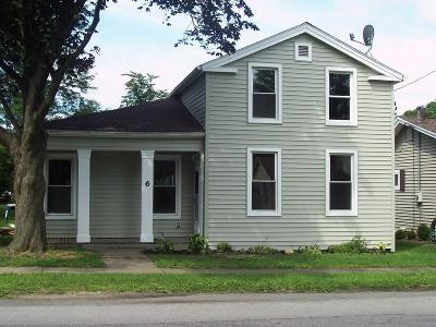 Single Family Home A-Active: 6 Jefferson Street