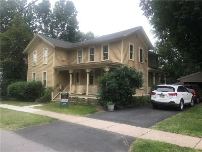 Single Family Home A-Active: 191 Utica St Street