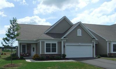 Monroe County Condo/Townhouse A-Active: 3 Silverwood Circle