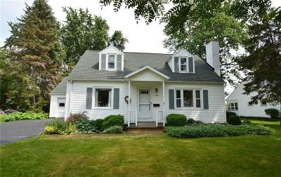 Monroe County Single Family Home A-Active: 200 West Craig Hill Drive