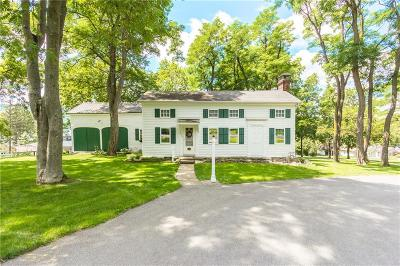 Single Family Home A-Active: 5616 East Lake Road House Parcel