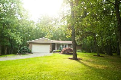 Livonia Single Family Home A-Active: 4836 Federal Road