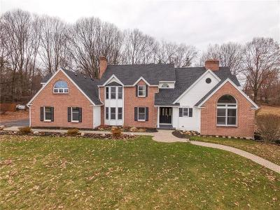 Single Family Home A-Active: 3008 Rush Mendon Road