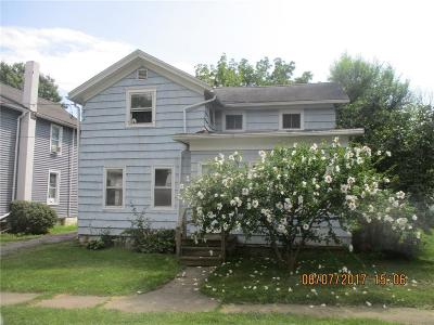 Waterloo Single Family Home A-Active: 118 East Elisha Street