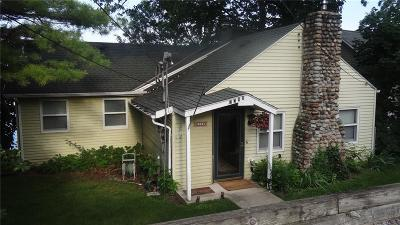 Single Family Home A-Active: 2399 Lower Lake Road
