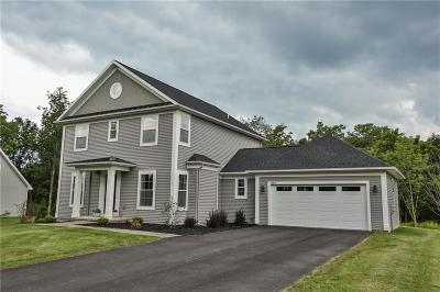 Victor Single Family Home A-Active: 866 County Road 9
