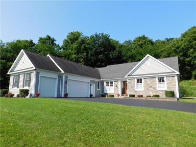 Victor Single Family Home A-Active: 670 County Road 9