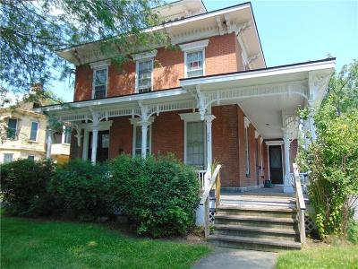 Seneca Falls NY Multi Family 2-4 A-Active: $159,900