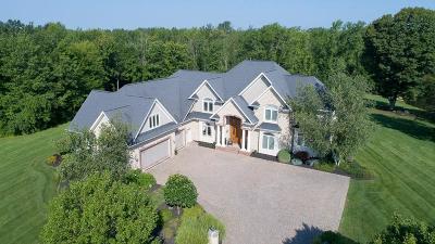 Single Family Home A-Active: 110 Crimson Woods Court