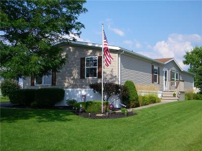 Victor Single Family Home A-Active: 6355 Kims Drive #341