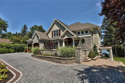 Single Family Home A-Active: 340 Rock Beach Road